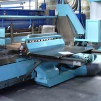 Machine pour fabriquer le carton dans notre usine