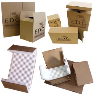 Exemples de produits fabriqués par EDC