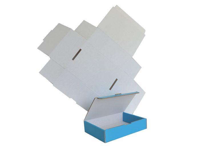Boite carton postale - Fefco 421