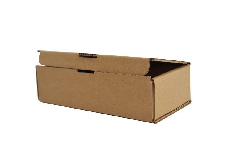 Boite carton découpée - Fefco 470