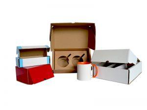 Boîtes carton découpées sur mesure