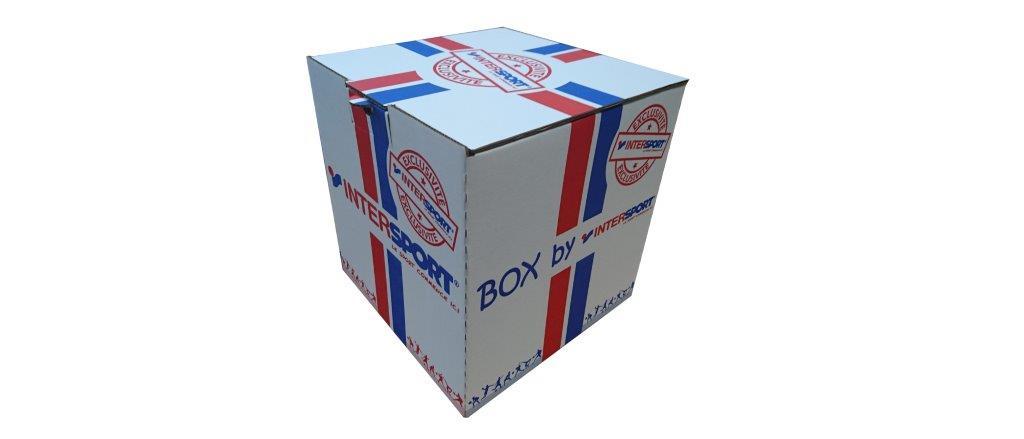 Box carton cadeau