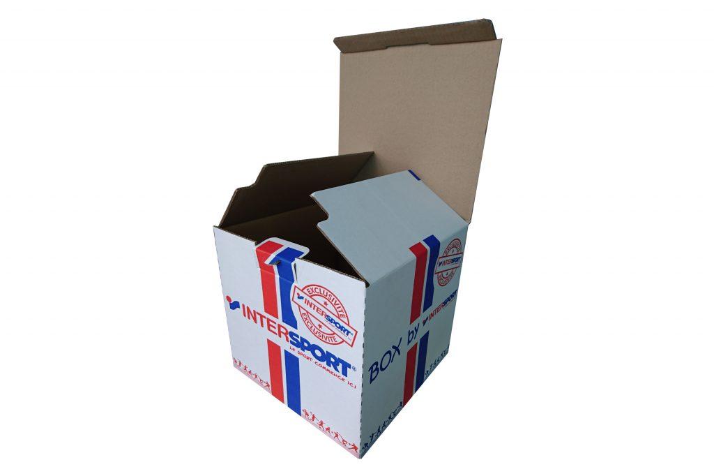 Boite carton cadeau