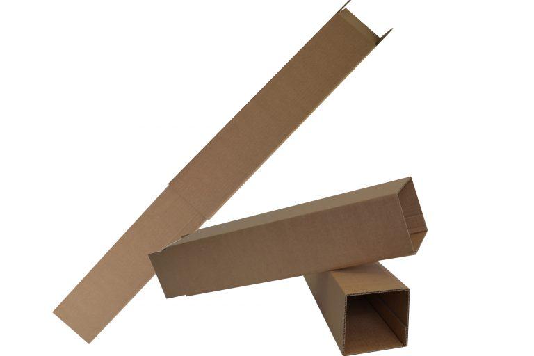 Caisses carton téléscopiques