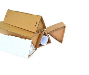 Tri'RolPack carton - Découpe produits longs