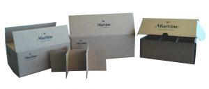 EMballages carton pour pot de miel