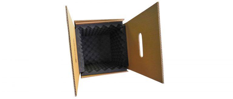 Box Mousse vue intérieure
