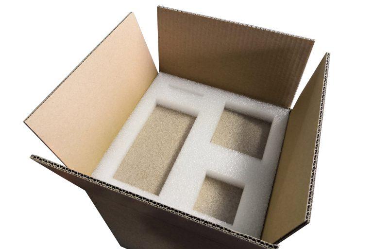 Box Mousse équipements