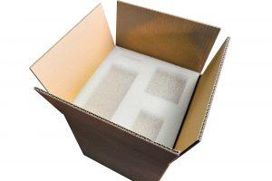 Box Mousse protection équipements
