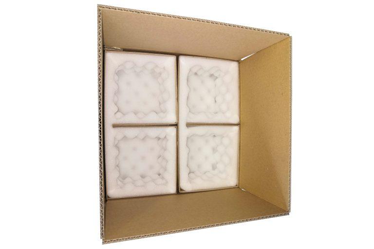 Fond box mouss + replié