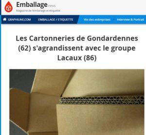 Cartonneries EDC
